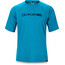 Dakine Rail S/S Jersey Men Blue Rock